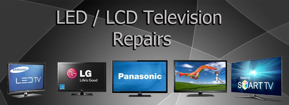 LED / LCD Tv Repairs